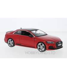 Audi RS 5, red, 2019