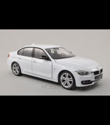 BMW 335i (F30), white