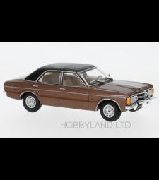 Ford Taunus GXL, metallic-brown / black, 1974