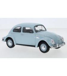 VW Kafer, light blue, 1960