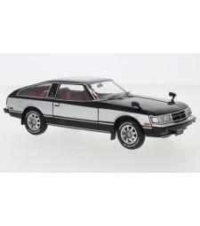 Toyota Celica XX, black/silver, RHD, 1978