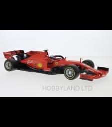 Ferrari SF90, No.5, scuderia Ferrari, formula 1, S.Vettel, 2019
