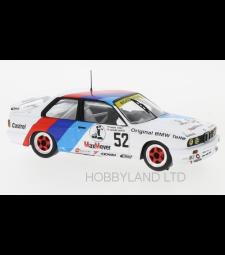 BMW M3 (E30), No.52, Bigazzi M team, WTCC 1988