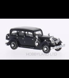 Horch 851 Pullman, black, 1935