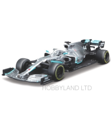 Mercedes AMG F1 W10 EQ Power+, No.44, Mercedes AMG Petronas F1 team, formula 1, L.Hamilton, 2019
