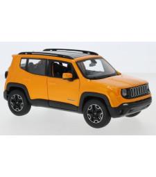 Jeep Renegade, metallic-orange