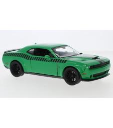 Dodge Challenger SRT Hellcat Widebody, grün/black, 2018