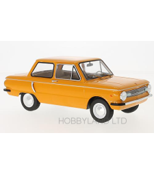 Saporoshez SAS 966, orange, 1966