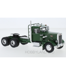 Peterbilt 281, dark green, 1955