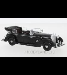 Mercedes 770K Convertible, black, 1938