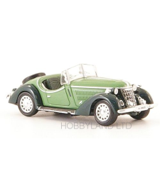 Wanderer W25K Roadster, green/dark green 1936