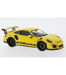 Porsche 911 (991) GT3 RS, yellow, 2017