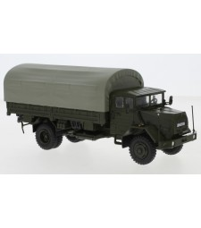 MAN 630, olive, German Armed Forces PP-truck