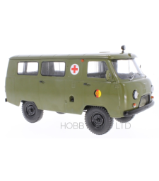 UAZ 452A Ambulance (3962), NVA