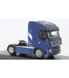 Iveco Stralis, metallic blue, 2012