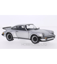 Porsche 911 Turbo 3.0, silver, 1974