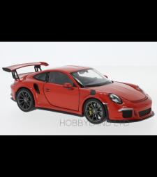 Porsche 911 (991) GT3 RS, orange, 2015