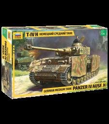 1:35 Германски танк PANZER IV AUSF.H