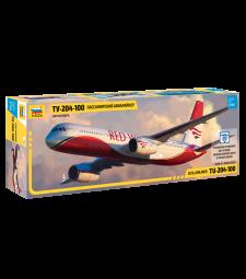 1:144 Руски пътнически самолет Туполев Ту-204-100 (TUPOLEV TU-204-100)
