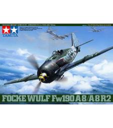 1:48 Германски изтребител Фоке-Вулф 190 А-8, А-8 Р2 (Focke-Wulf Fw190 A-8,A-8 R2)
