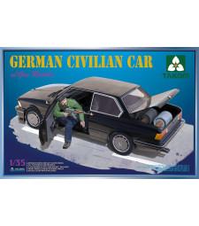 1:35 Германска цивилна кола BMW с ракети
