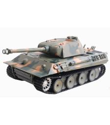 1:16 German Panther със звук светлини и пушек