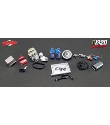 GMP - GMP 1320 Drag Kings Accessory Pack