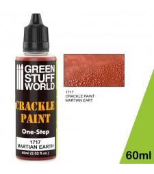 Acrylic Crackle Paint - MARTIAN EARTH 60ml