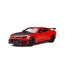 CHEVROLET CAMARO ZL1 1LE NURGBURGRING RECORD RED HOT