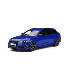 2018 AUDI RS6 (C7) NOGARO EDITION NOGARO BLUE