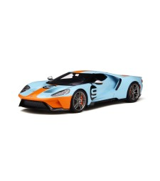 2019 FORD GT HERITAGE EDITION  GULF