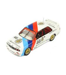 BMW M3 (E30), No.46, BMW Motorsport, WTCC, E.Pirro/R.Ravaglia, 1987