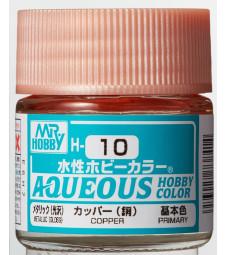 H-010 Metallic Copper (10ml) - Mr. Color