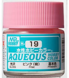 H-019 Pink (10ml) - Mr. Color