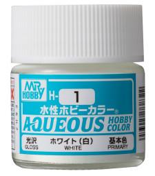 H-001 White (10ml) - Mr. Color
