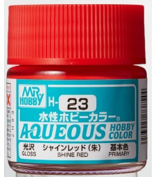 H-023 Gloss Shine Red (10ml) - Mr. Color