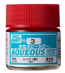 H-003 Red (10ml) - Mr. Color