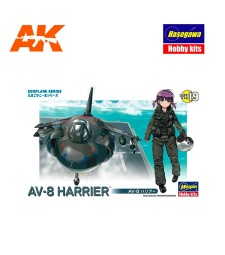 TH19 - Egg Plane AV-8 Harrier