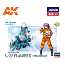 60131 TH21 - Egg Plane Su-33 Flanker D