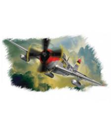 1:72 Изтребител от САЩ Republic P-47D Thunderbolt EASY KIT