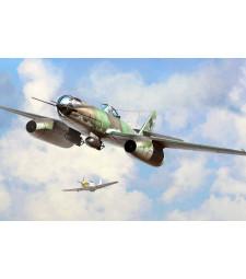 1:48 Германски реактивен изтребител Me 262 A-2a:U2