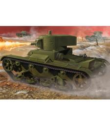 1:35 Съветски огнеметен танк OT-130