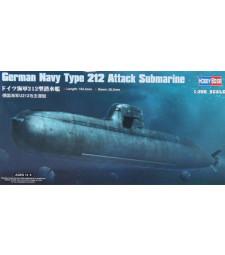 1:350 Германска подводница Type 212
