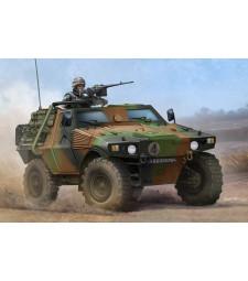 1:35 Френски лек брониран военен автомобил ВБЛ (VBL Armour Car)