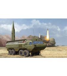 1:35 Съветски балистичен комплекс (Soviet SS-23 Spider Tactical Ballistic Missile)