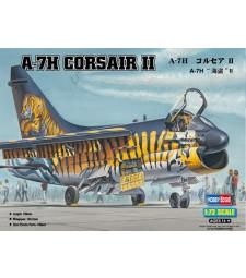 1:72 Гръцки палубен изтребител 72 А-7Х Корсар II с гръцки декали (72 A-7H Corsiar II, Greek Airforce)