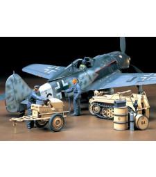 1:48 German Aircraft Power Supply Unit - 3 фигури
