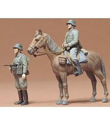 1:35 German Wehrmacht Infantry Kit