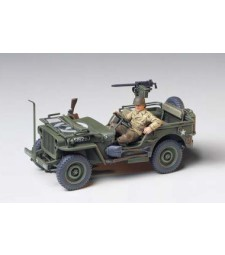 1:35 Jeep Willys MB 1/4 Ton Truck - 1 фигура