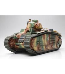 1:35 Френски танк B1 bis (German Army)